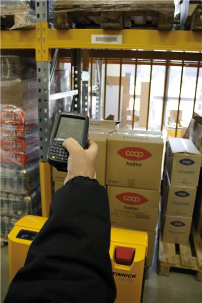warehouse datalogic